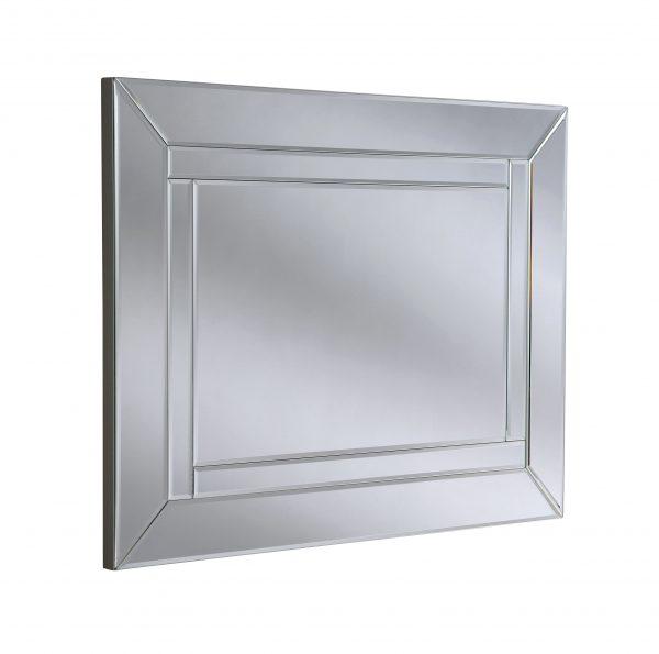 Tudor Bevelled Mirror
