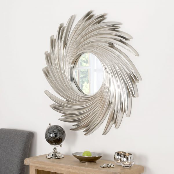 Richmond Swirl Mirror