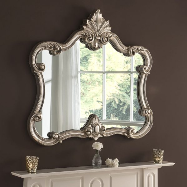 Stamford Large Overmantel Mirror