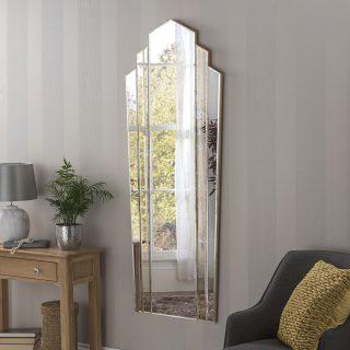 Cambridge Full Length Antique Mirror