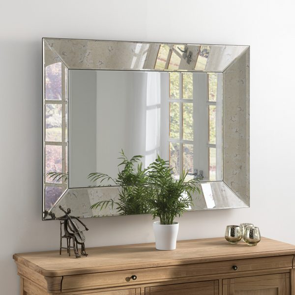 Claudia Antique Mirror