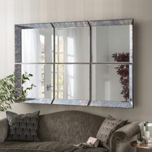 Antique Detailed Mirror