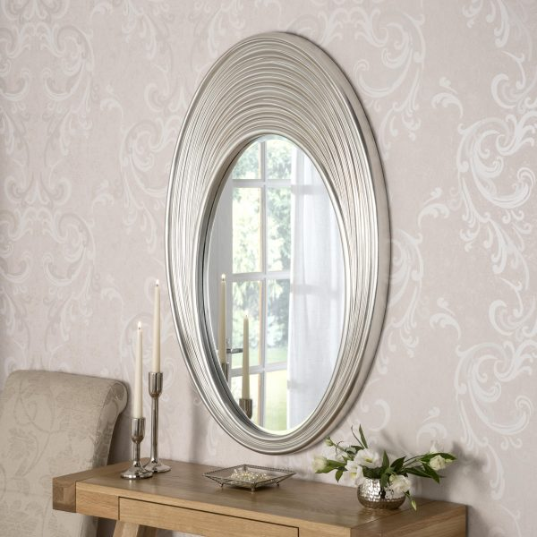 Ambient Oval Mirror