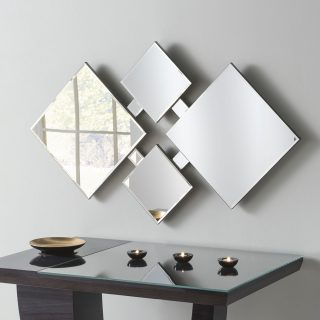 Portland Deco Mirror
