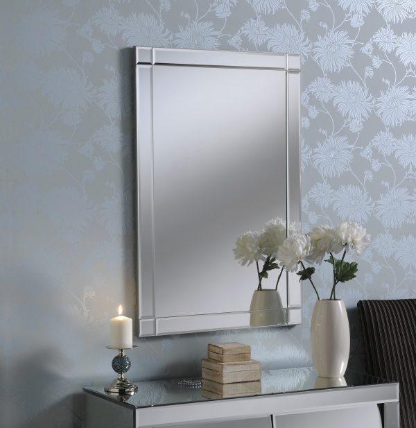Olivia Contemporary Mirror