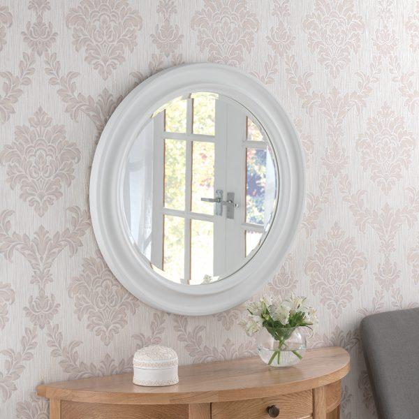 Denver Round mirror