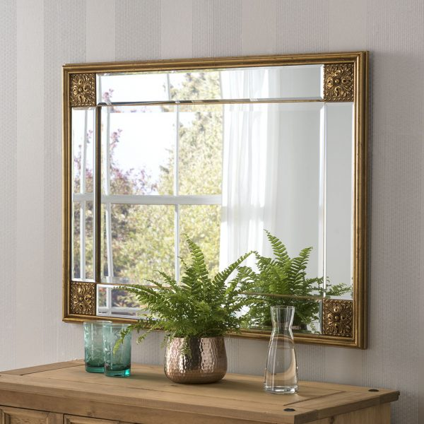 Decorative Rectangular Mirror