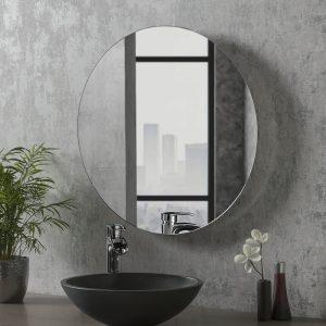 Rimless Mirror