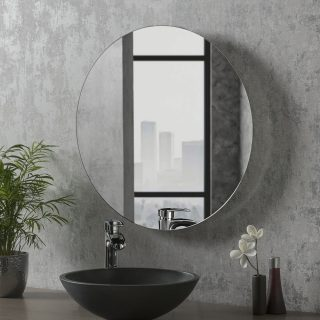 Halifax Anti-Mist Mirror
