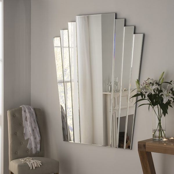 Cassidy Large Fan Mirror