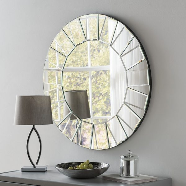 Lana Contemporary Mirror
