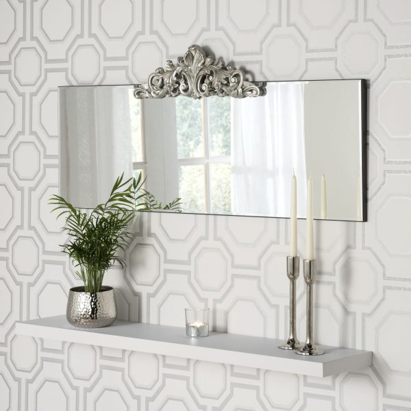 Frances Overmantel Mirror