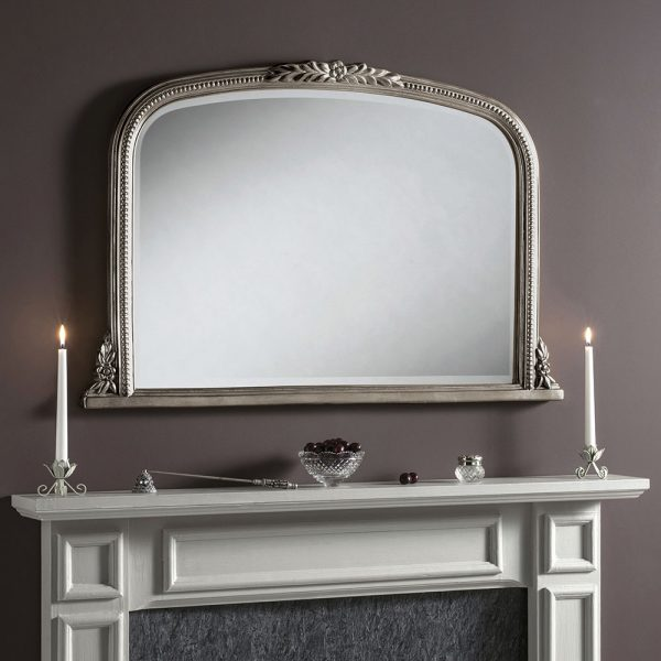 Classic Overmantel Mirror