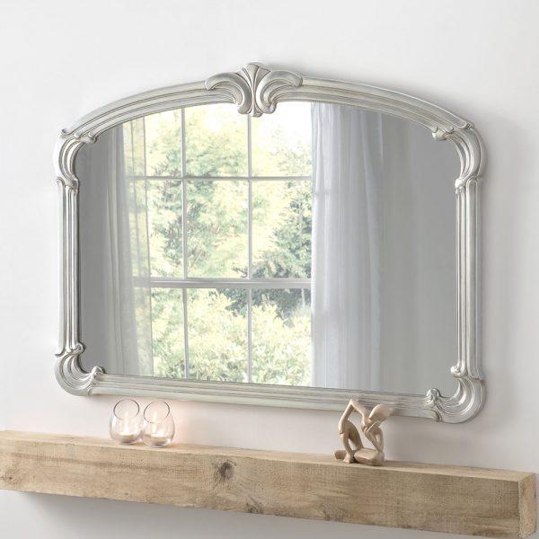 Emberly Overmantel Mirror