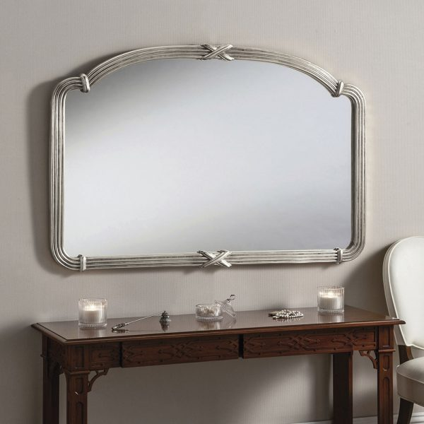 Ivanna Overmantel Mirror