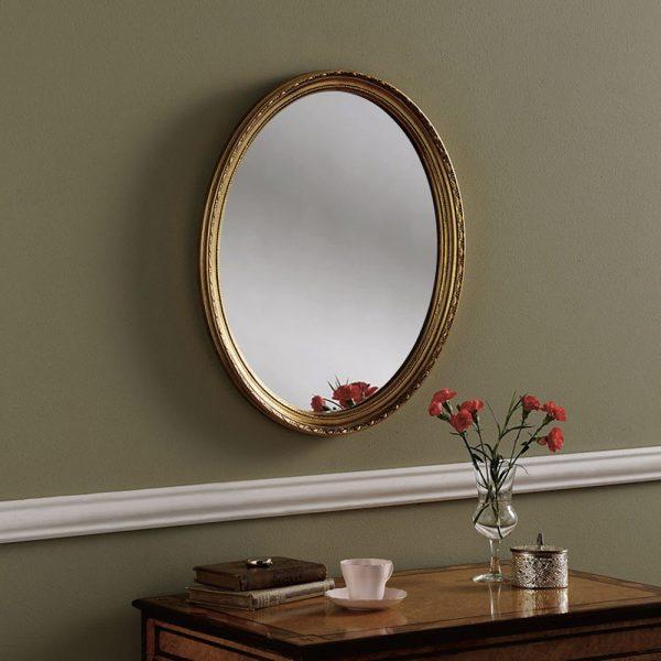 Grayson Oval Mirror