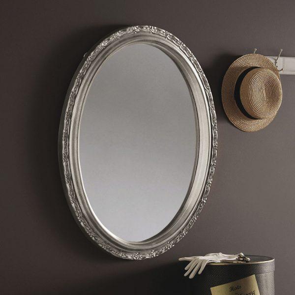 Landon Oval Mirror