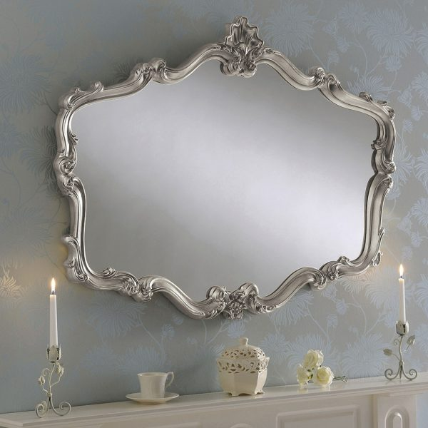 Laikon Overmantle Mirror
