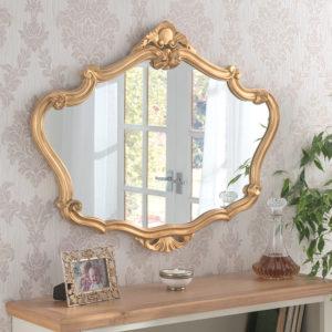 Polygon Framework Mirror