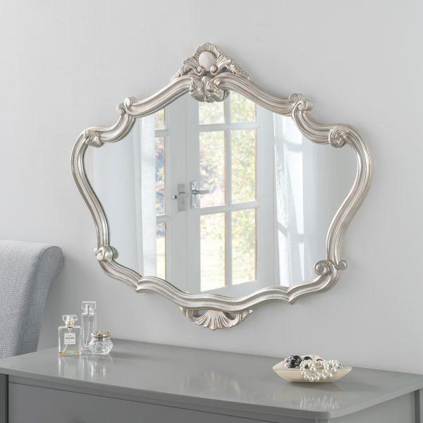 Panima Overmantle Mirror
