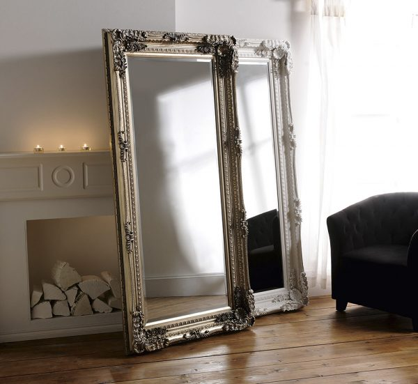 Cadby Full Length Traditional Leaner Mirror