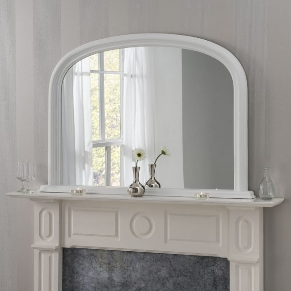 Contemporary Mantel mirror