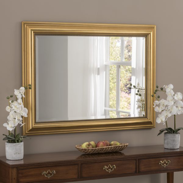 Hallsy Rectangular Mirror