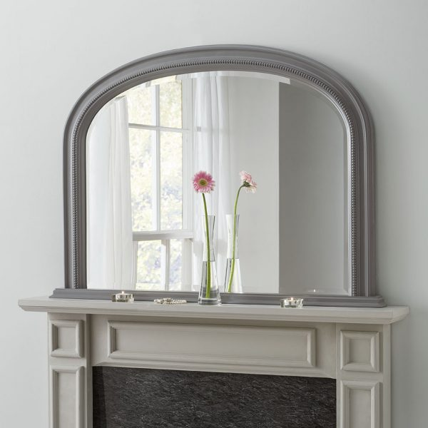 Laine Overmantle Mirror