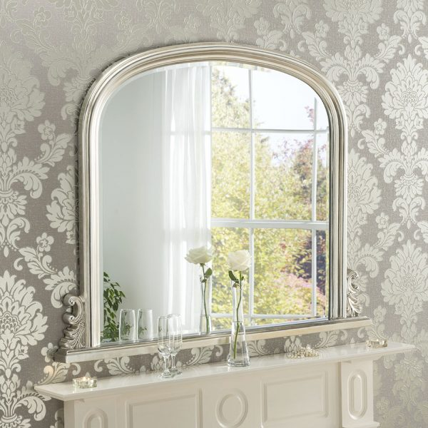Tessa Overmantle Mirror