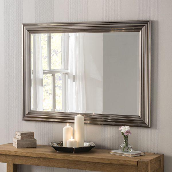Sanborne bevelled mirror