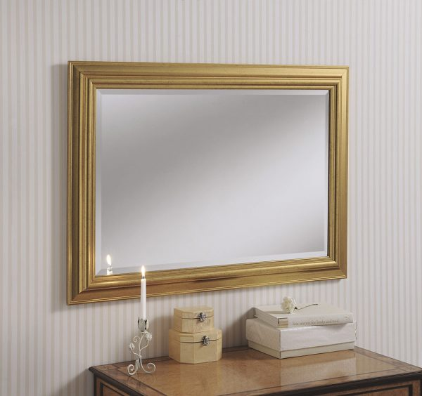Rectangular Framed Mirror