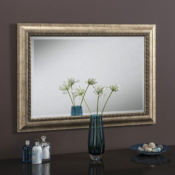 Lantana Rectangular Framed Mirror
