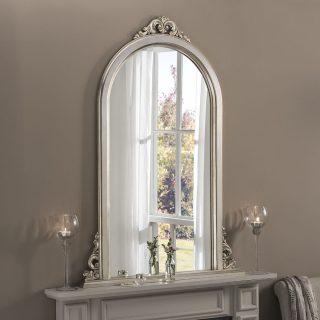 Perley Overmantle Mirror