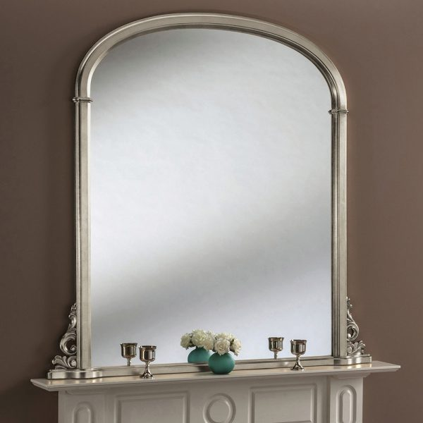 Seresa Overmantle Mirror